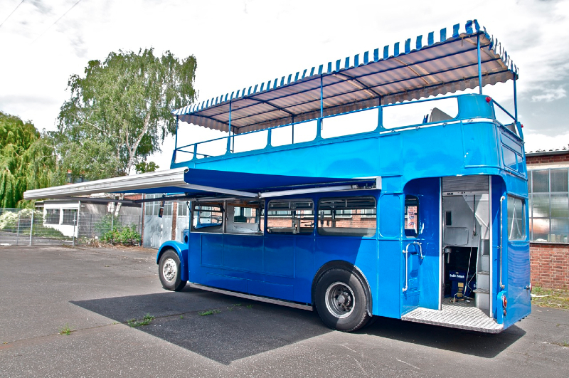 der blaue londonbus roadmaster eventmobile online k ln tel 0176 636 193 41. Black Bedroom Furniture Sets. Home Design Ideas
